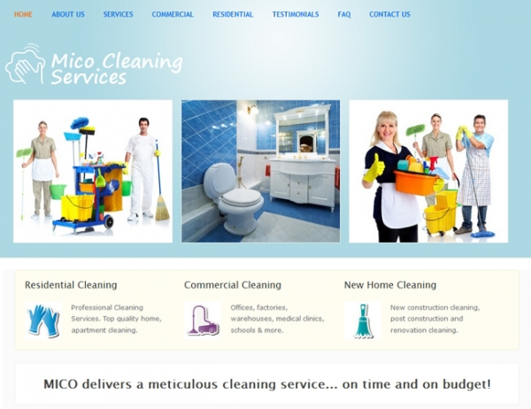 Mico Cleaning Services