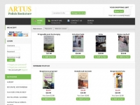 Artus Polish Bookstore