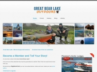 Great Bear Lake Outdoors