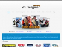 Wil Wegman - Focus on Fishing